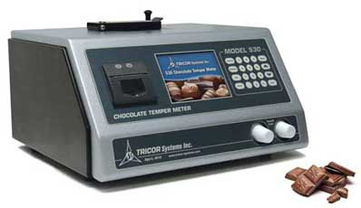 Model 530 Chocolate Temper Meter