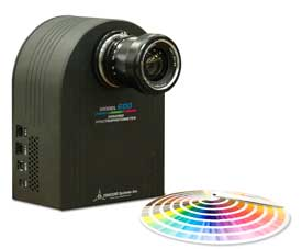 Model 600 Imaging Spectrophotometer