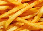 Color measurement french fries